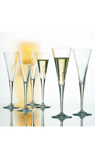 Special Glasses Taper Champagne