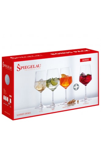 Summer Drink Set of 4