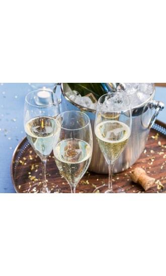 VINOVINO Champagne Flute