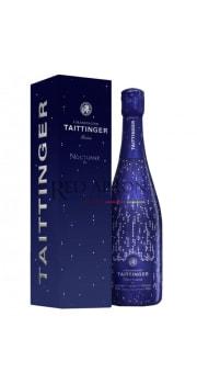 "Champagne Taittinger, Nocturne ""City Lights"""