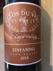 Clos du Val, Zinfandel, Napa Valley