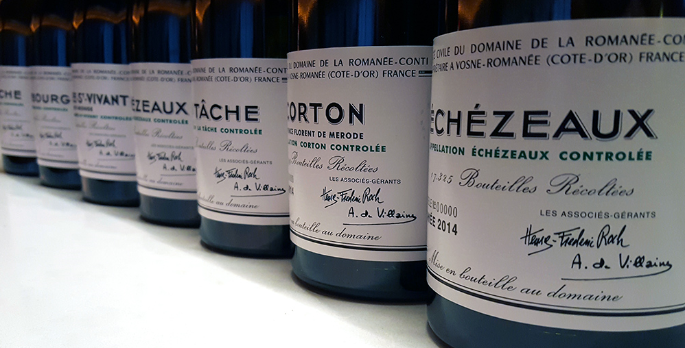 Browse our Burgundy Fine Wine selection